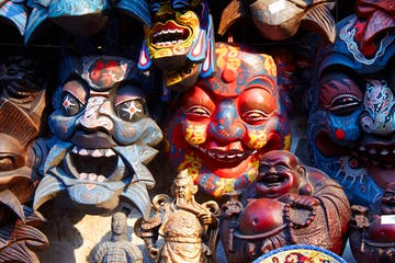 Pequim :: Tumbas Qing e Templo Dule