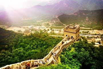 Pequim | Grande Muralha em Mutianyu e Tumbas Ming em Dingling