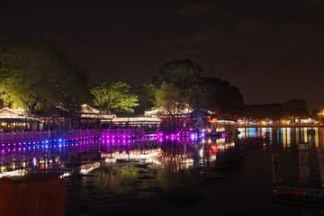 Pequim :: Show Noturno de Kung Fu