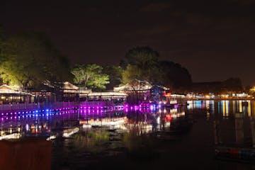 Pequim | Show Noturno de Kung Fu