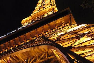 Paris :: Jantar no 58 Tour Eiffel