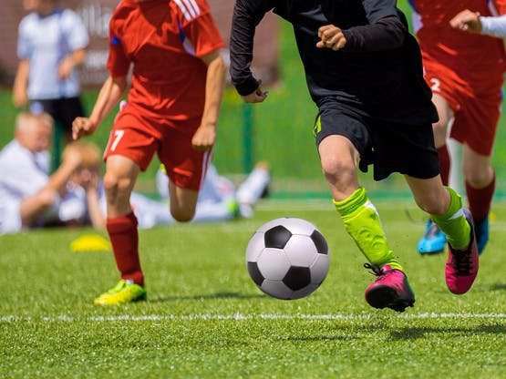 Intercâmbio Esportivo