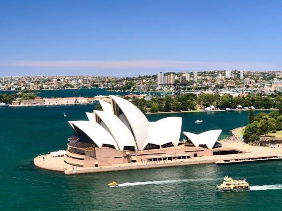Curso de Inglês em Sydney +<br>Mochilão® Costa Australiana