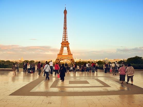 <strong>Francês em Paris</strong>
