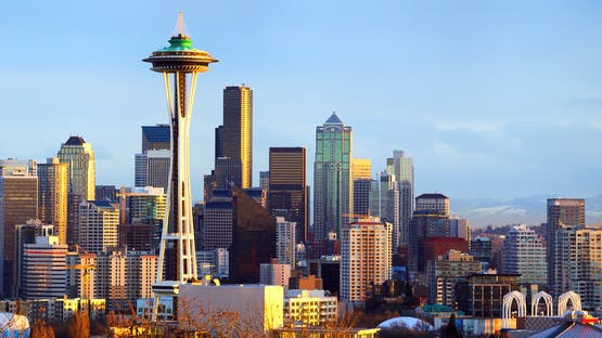 Inglês em Seattle