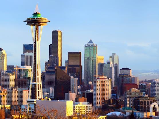 <strong>Inglês em Seattle</strong>