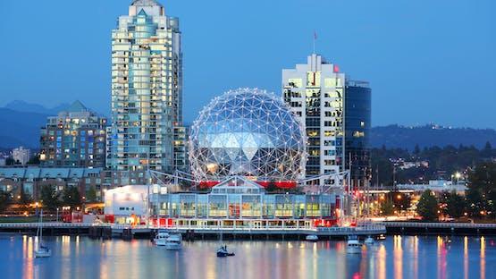 Inglês em Vancouver