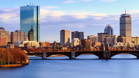 Inglês em Boston