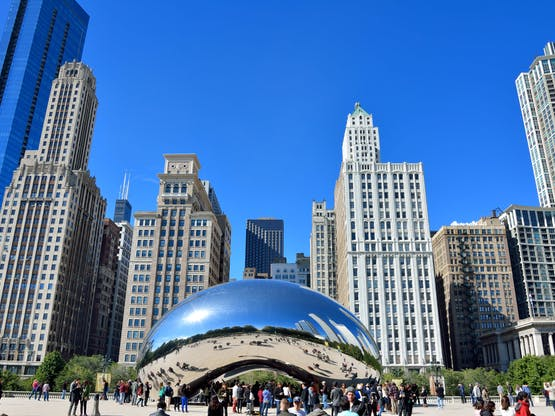<strong>Inglês em Chicago</strong>