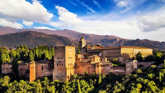 Espanhol + Culinária Mediterrânea em Granada