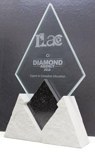 CI ganha troféu de reconhecimento da escola ILAC