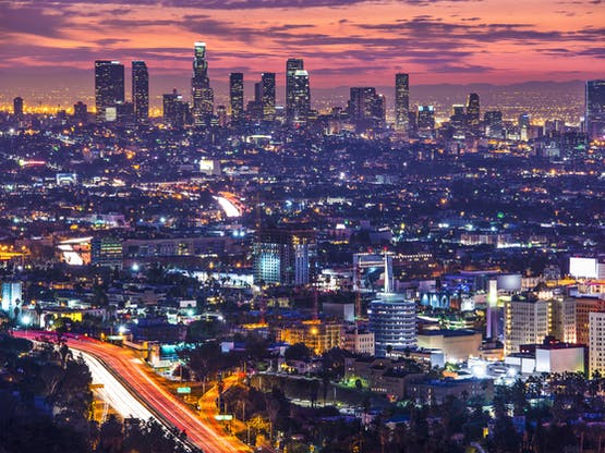 Intercâmbio Teen®<br><strong>Los Angeles</strong>