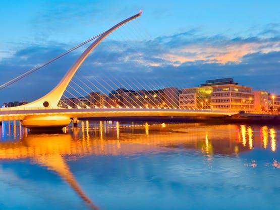 <strong>Inglês em Dublin</strong>