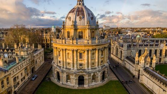 Inglês para Negócios em Oxford
