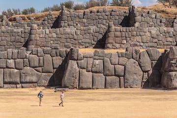 Cusco :: Parque Arqueológico Sacsayhuaman