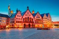 Alemão em Frankfurt
