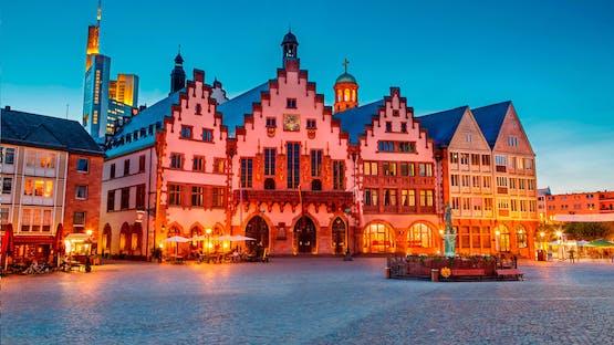 Alemão para professores em Frankfurt