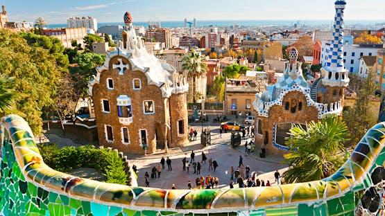 Espanhol em Barcelona + Tour Madrid
