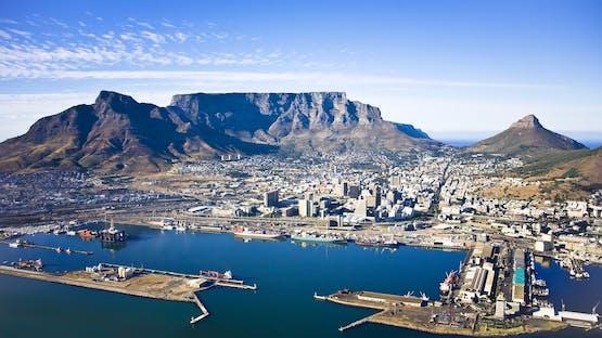 Inglês na Cidade do Cabo