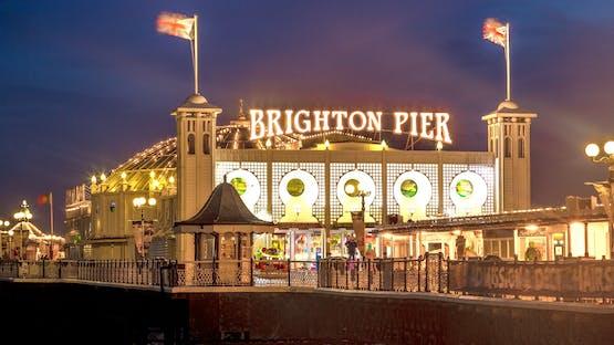 Inglês em Brighton + Tour em Paris