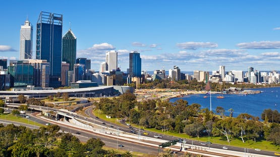 Inglês + Trabalho em Perth