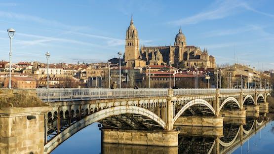 Espanhol + Cultura em Salamanca
