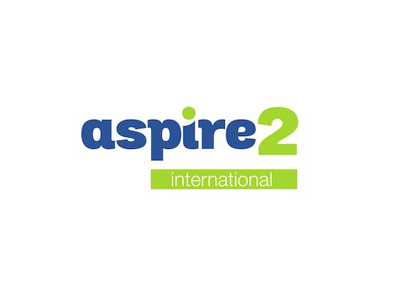 Aspire 2 International logo