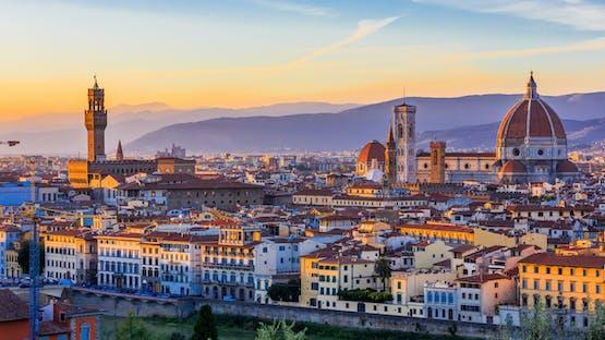 Italiano em Florença