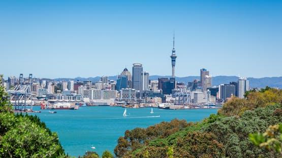 Inglês + Trabalho em Auckland