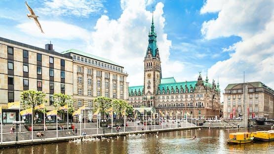 Alemão para professores em Hamburgo