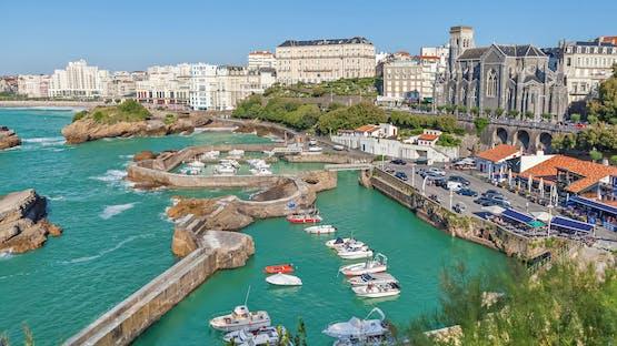 Francês para Professores em Biarritz