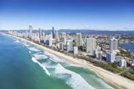 Inglês + Trabalho em Gold Coast