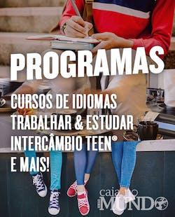 Revista Caia no Mundo: Programas