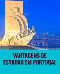 Vantagens de estudar em Portugal