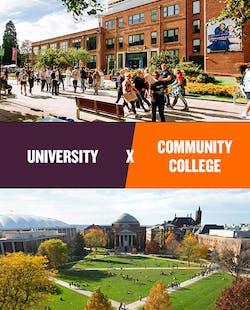 Diferença entre University e Community College nos EUA