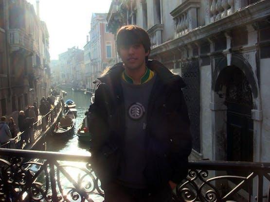 Gabriel em Veneza