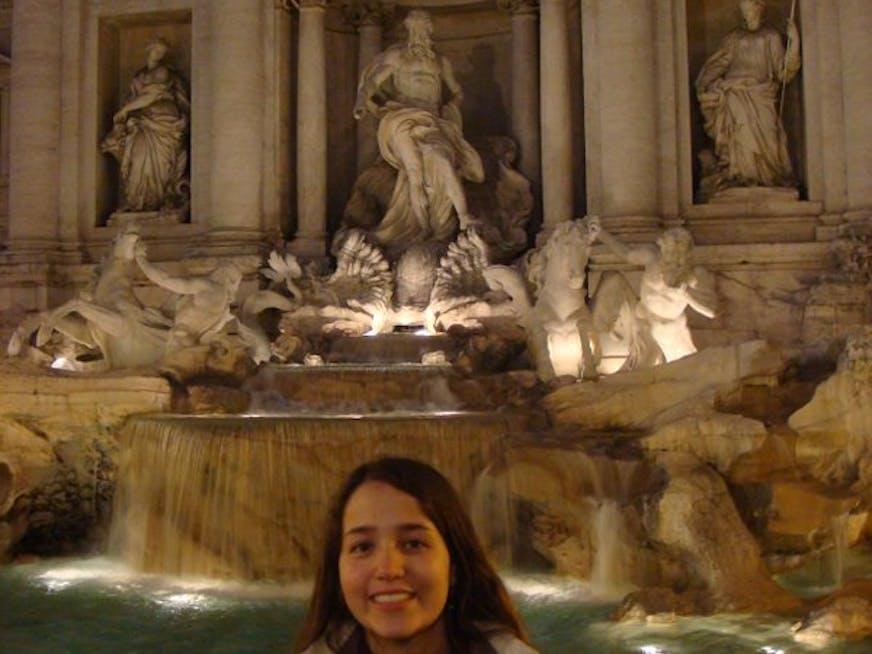 Julia em Roma