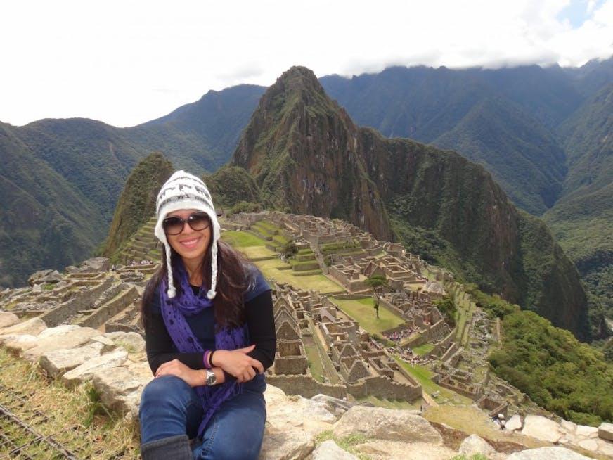 Conhecendo Machu Pichu