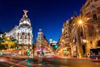 Espanhol + Trabalho em Madri