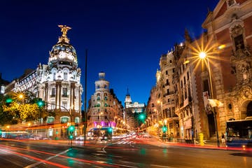 Espanhol + Flamenco em Madrid