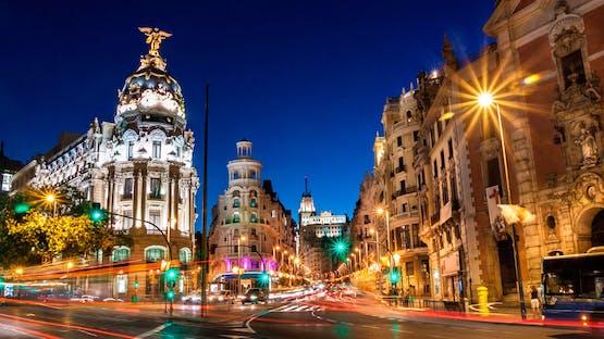 Espanhol preparatório para o DELE em Madrid
