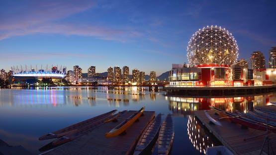 Curso de International Business Management Co-op + Trabalho em Vancouver