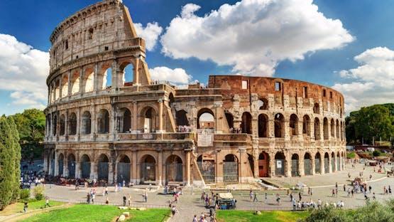 Italiano em Roma