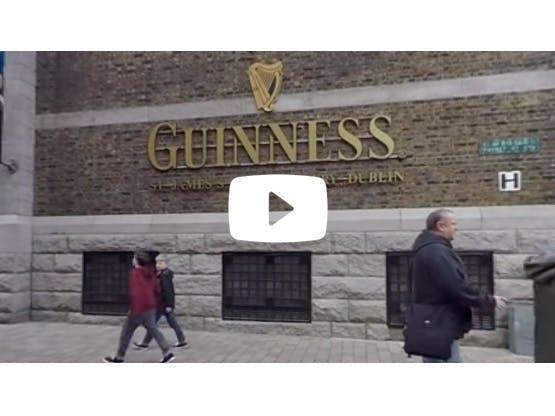 <strong>Dublin</strong><br>- Irlanda -