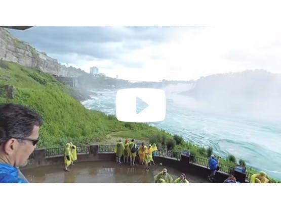 <strong>Niagara Falls</strong><br>- América do Norte -