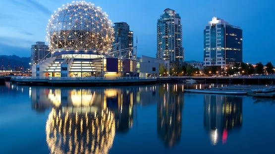 Inglês em Vancouver + Tour em Toronto