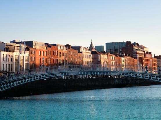 <strong>Inglês + Trabalho em Dublin</strong>