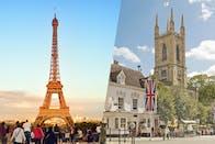 Inglês em Berkshire + Tour Paris   CI 30 Anos
