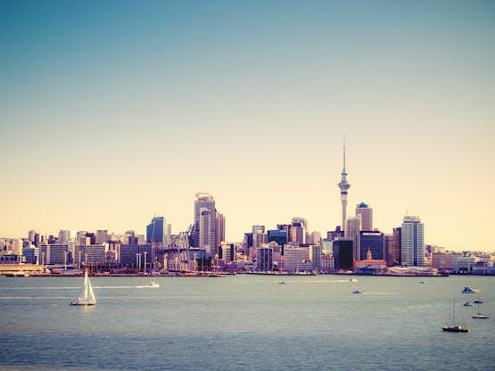 <strong>Inglês em Auckland</strong>