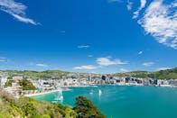 Inglês + Trabalho em Wellington